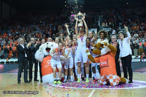 On connait les groupes des coupes d europe de basket femmes de sport le sport f minin au - Coupe d europe de basket feminin ...