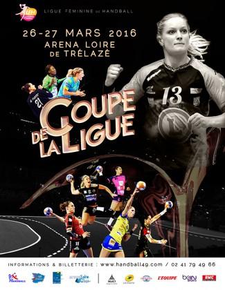 Handball coupe de la ligue le programme tv femmes de sport le sport f minin au quotidien - Coupe de la ligue programme tv ...