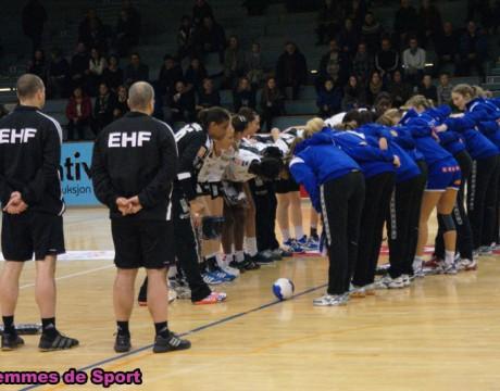 Coupe d europe de handball femmes de sport le sport - Coupe d europe de handball ...