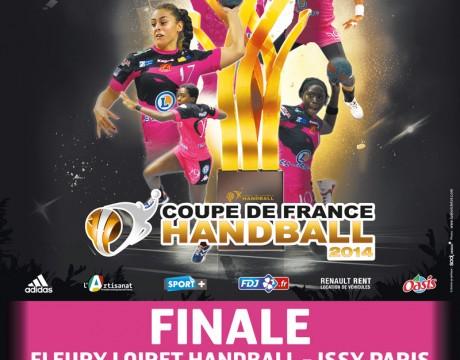 Coupe de france f minine de handball femmes de sport le sport f minin au quotidien - Coupe de france feminine handball ...