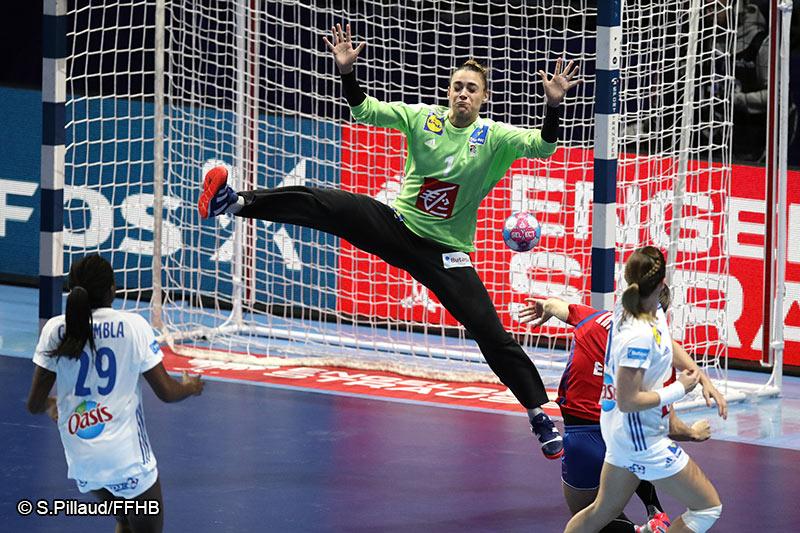 Laura Glauser - Equipe de France féminine de handball - Hand féminin - Femmes de Sport