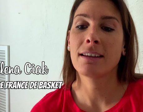 La Selfinterview - Helena Ciak - Basket féminin - Sport Féminin - Femmes de Sport